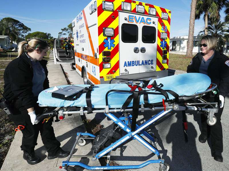 New Smyrna Beach EMTs