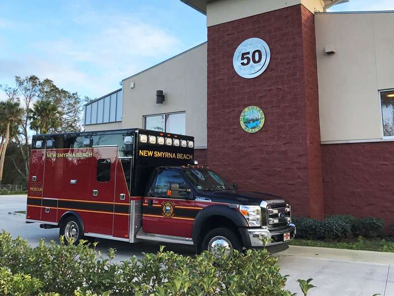New Smyrna Beach Fire Department